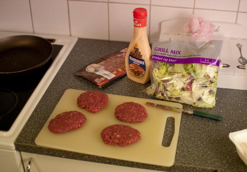 burgerinmaking